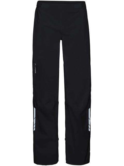 VAUDE Moab Rain Pants Men black